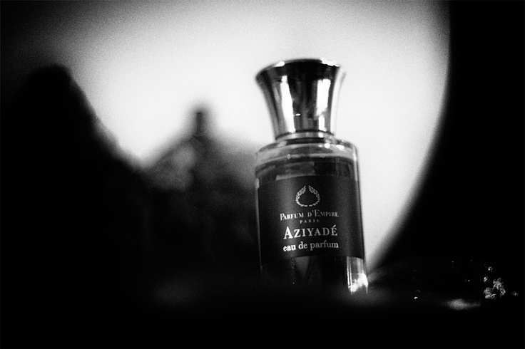 Parfum d'Empire Aziyade. Smooth, classy and super satisfying oriental with dirty edges.