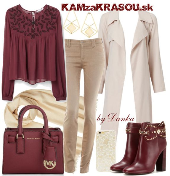 #kamzakrasou #sexi #love #jeans #clothes #dress #shoes #fashion #style #outfit #heels #bags #blouses #dress #dresses #dressup #trendy #tip #new #kiss #kisses Bordová v šatníku - KAMzaKRÁSOU.sk