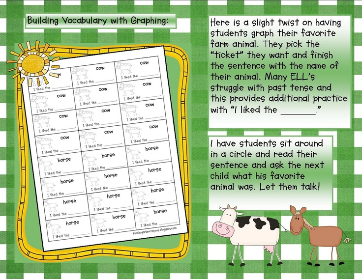 Number Names Worksheets kindergarten graph : 1000+ images about Graphing Activities on Pinterest