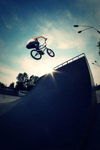 BMX Style. http://kitehood.com