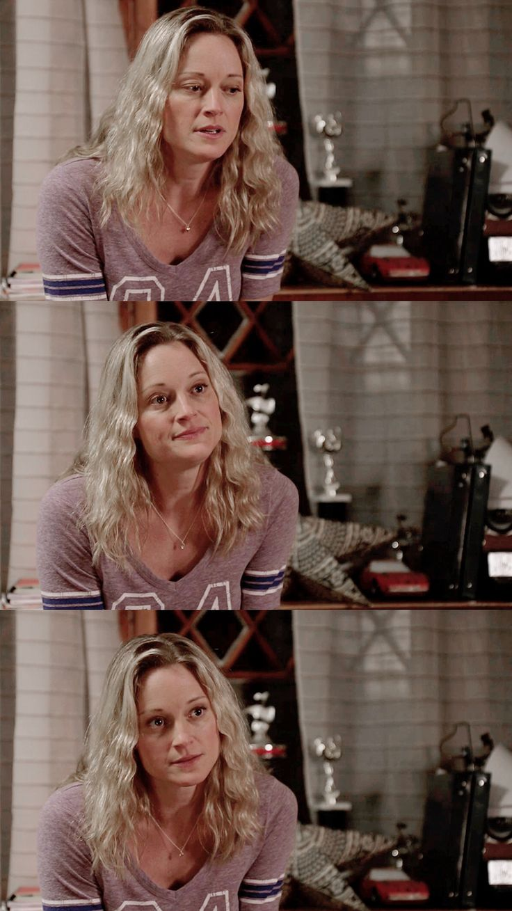 Teri Polo as Pat James in The Boy Who Sneaks In My Bedroom Window