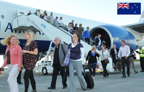 The report says that the number of #Tourists and #Migrants Arriving #NewZealand according to the statistics Net migration has been frequently breaking records.  https://goo.gl/o2g7vu