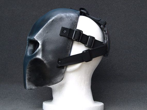Army of Two v2 ME Style Airsoft Mask Made to от HiddenAssassins