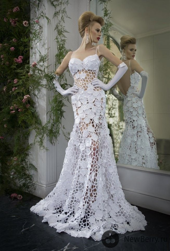 1000+ images about Vestido de festa on Pinterest | Wedding, Tadashi ...