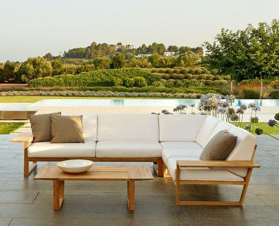 Garden Sofas | Garden Lounge | Lineal | Point | Gabriel Teixidó. Check It  Out