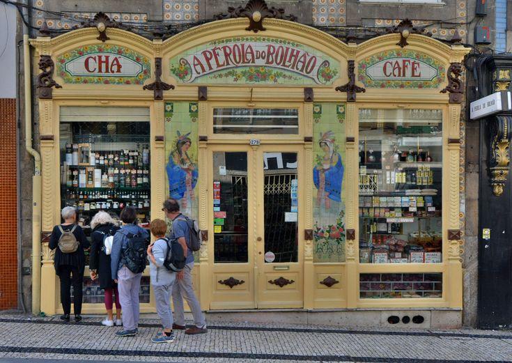 In the city of Porto, Portugal