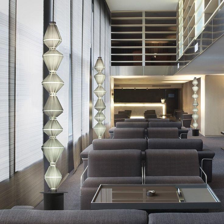 Oiphorique P GR Floor Light by Parachilna. Get it at LightForm.ca