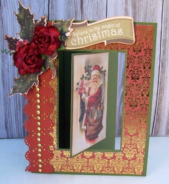 Yuletide Collection from Kaisercraft