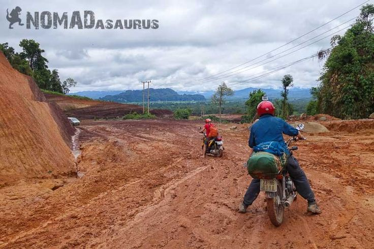 THAKHEK MOTORCYCLE LOOP, LAOS