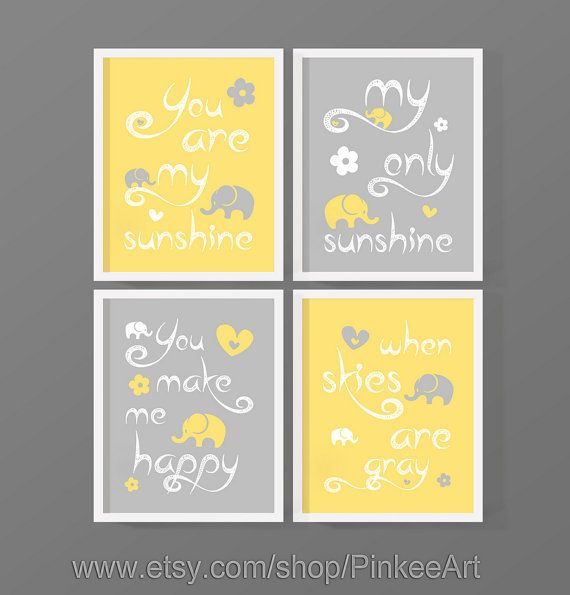 119 best You are my sunshine art images on Pinterest | Kid quotes ...