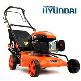 P1PE P4600SP 139cc Petrol Self Propelled Rotary Lawn Mower Powered by Hyundai