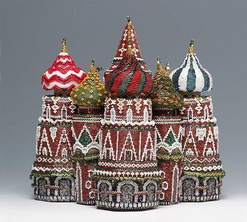 Храмы из бисера - это самый настоящий шедевр, произведение искусства своими собственными руками. Предлагаем вам ознакомиться с галереей лучших работ.