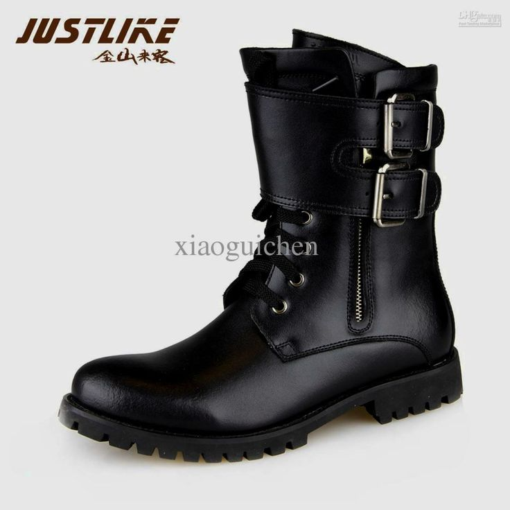 Awesome Awesome Men Motorcycle Boots