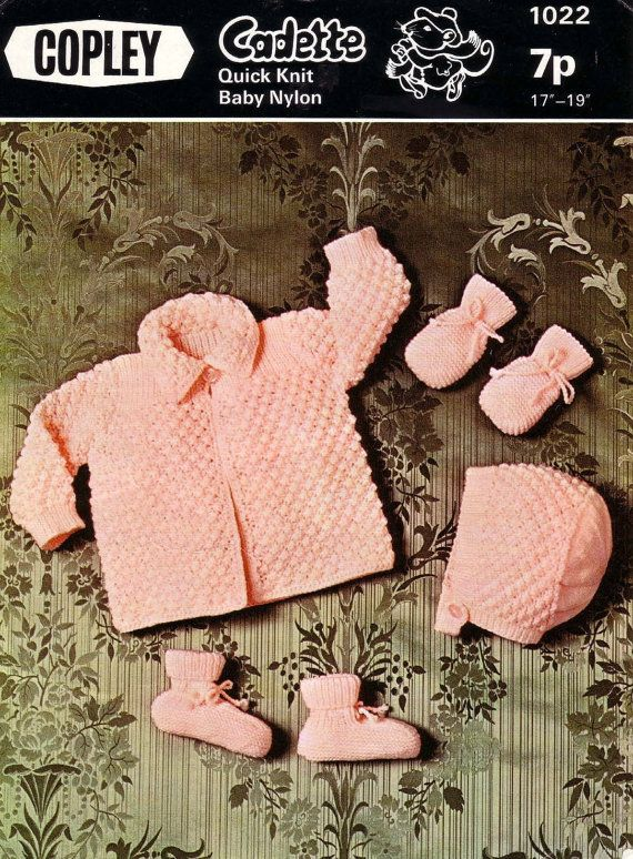 19 Best Must Do Images On Pinterest Baby Knitting Baby Knits And