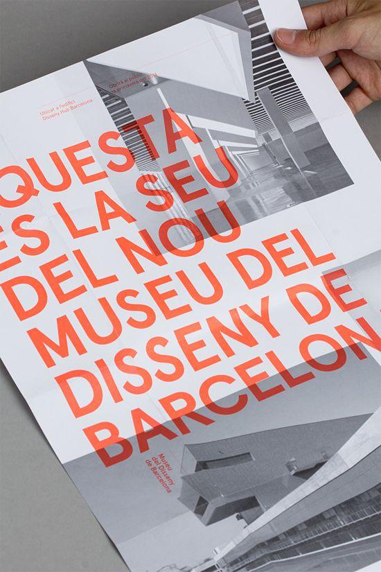 DHUB Leaflet by Lo Siento