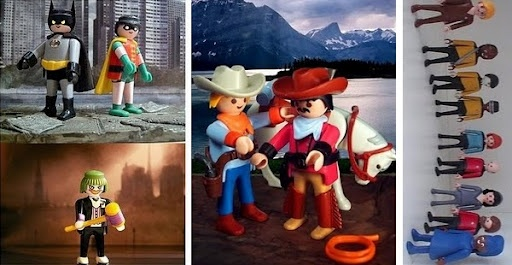 141 best images about playmobil on pinterest toys - Batman playmobil ...