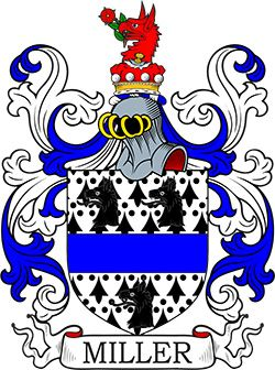 Miller Coat of Arms