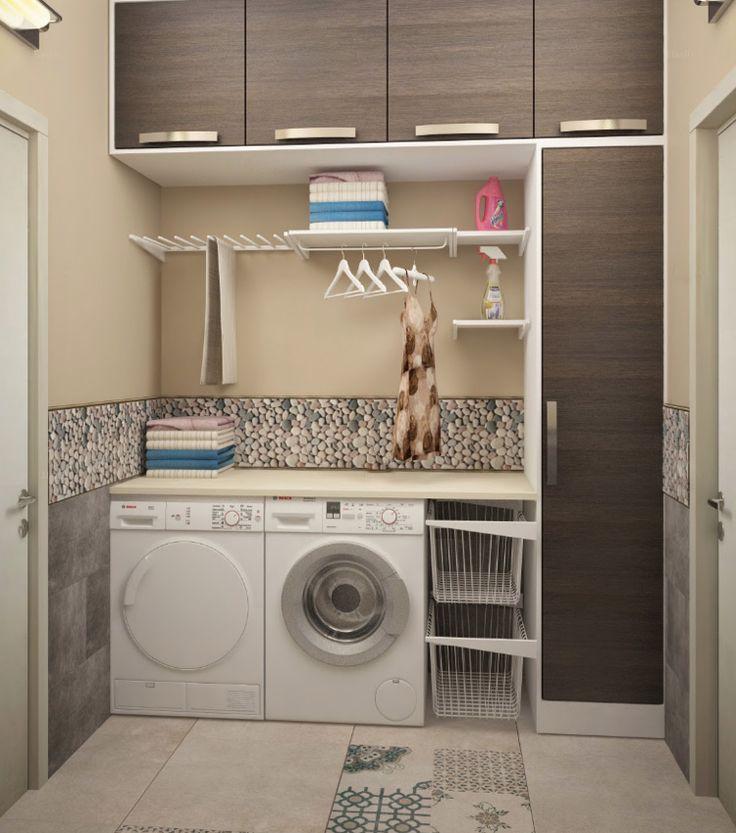 ber ideen zu waschmaschine mit trockner auf. Black Bedroom Furniture Sets. Home Design Ideas