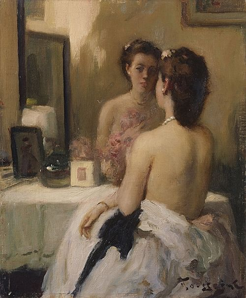 Vanity by Fernand Toussaint