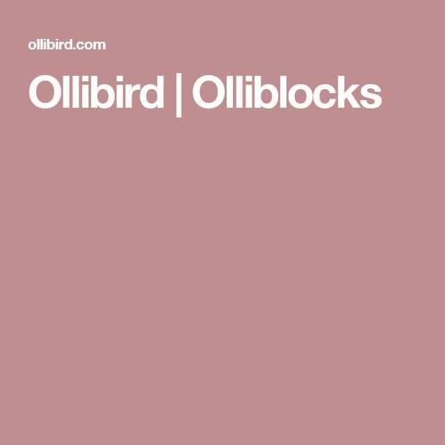 Ollibird |   Olliblocks