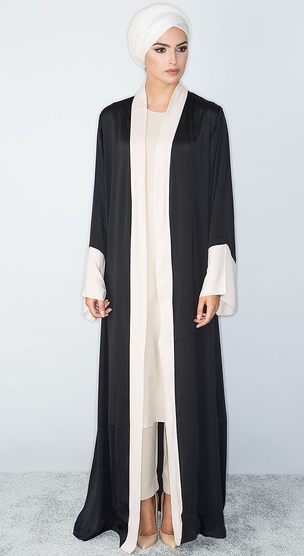 Best 25+ Abaya fashion ideas on Pinterest   Abayas, Modern ...
