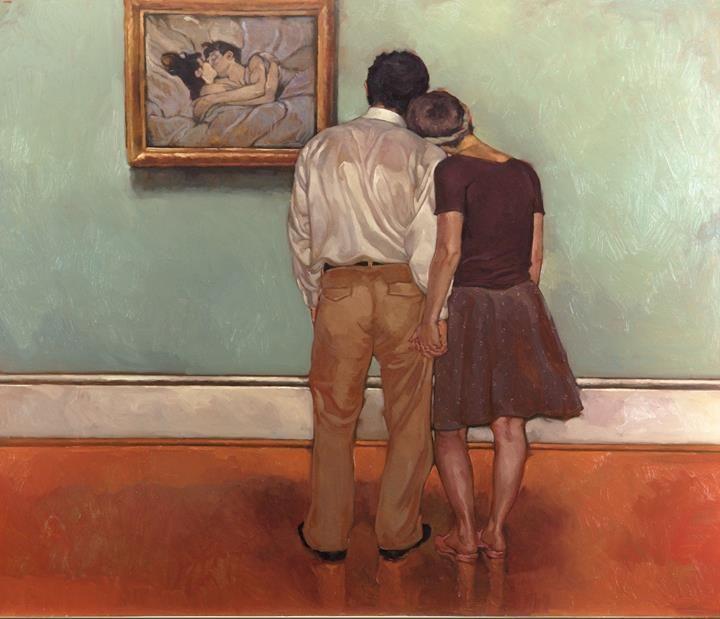 Lovers & Lautrec, Joseph Lorusso http://www.amazon.com/The-Reverse-Commute-ebook/dp/B009V544VQ/ref=tmm_kin_title_0