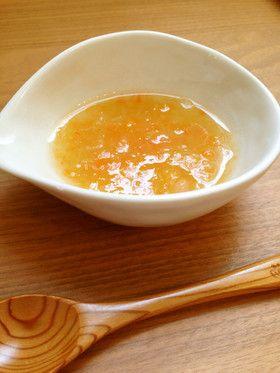 圧力鍋で離乳食☆基本のとろとろ野菜スープ