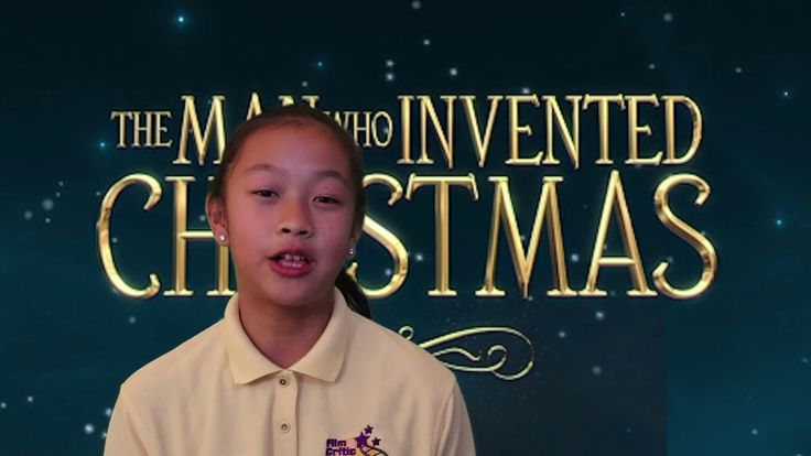 Film Review: The Man Who Invented Christmas by KIDS FIRST! Film Critic Jolleen M. #KIDSFIRST!