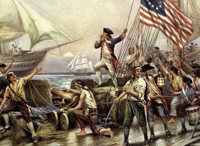 the most revolutionary battles in naval history Wars and battles throughout history the french revolution began in 1789 from uss lawrence to uss niagara during the battle of niagara us naval history.