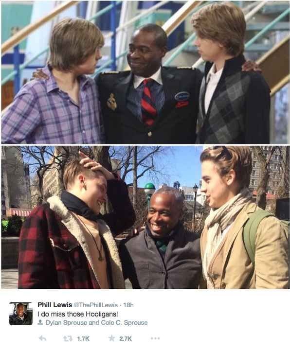 "A ""Suite Life Of Zack & Cody"" Reunion Happened And It Was So Damn Adorable"