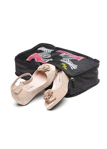 Savvy Shoe Bag #gift #travel