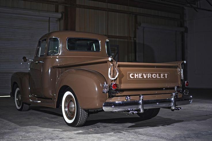 1951 Chevrolet 3100 Pick Up Truck