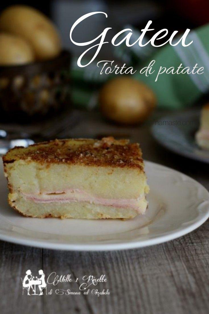 Gateu, torta di patate