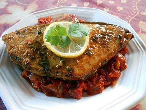 recette steak de thon aux épices