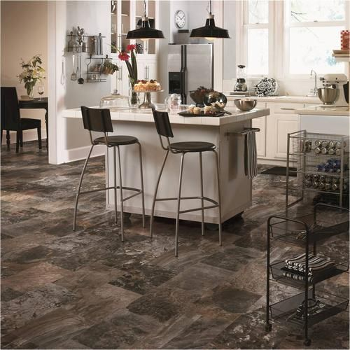 Vinyl Flooring Ideas For Kitchen Google Search: Armstrong Vinyl Sheet Flooring - Google Search