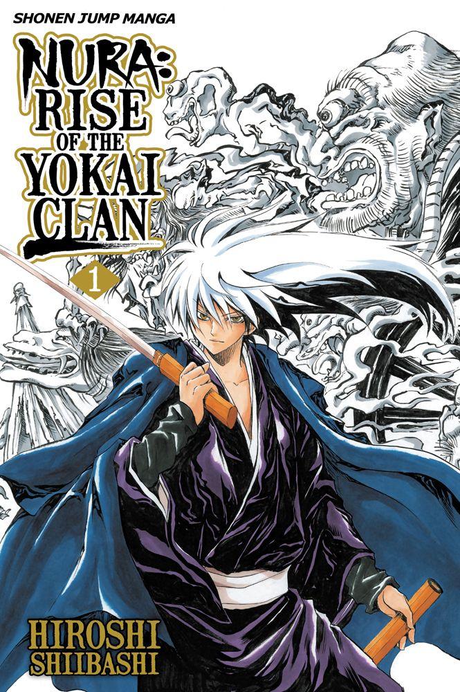 Pin on Nura Rise of the Yokai Clan