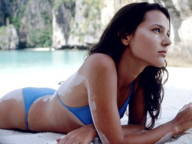 Virginie Ledoyen - the beach movie If I could look like this, that would be great.