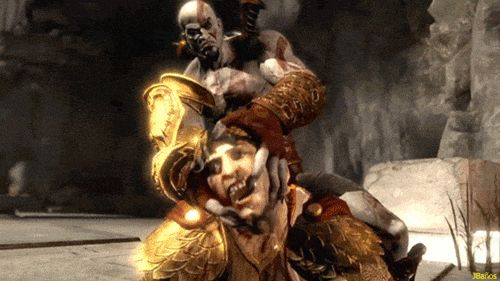 GIF de JUEGOS de PS3 - GOD OF WAR III