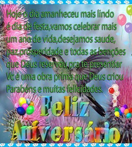 Hoje o dia amanheceu mais lindo é dia de festa #felicidades #feliz_aniversario #parabéns