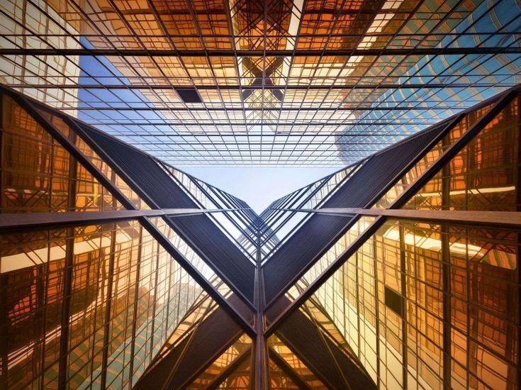 Voyage à la verticale à Hong Kong