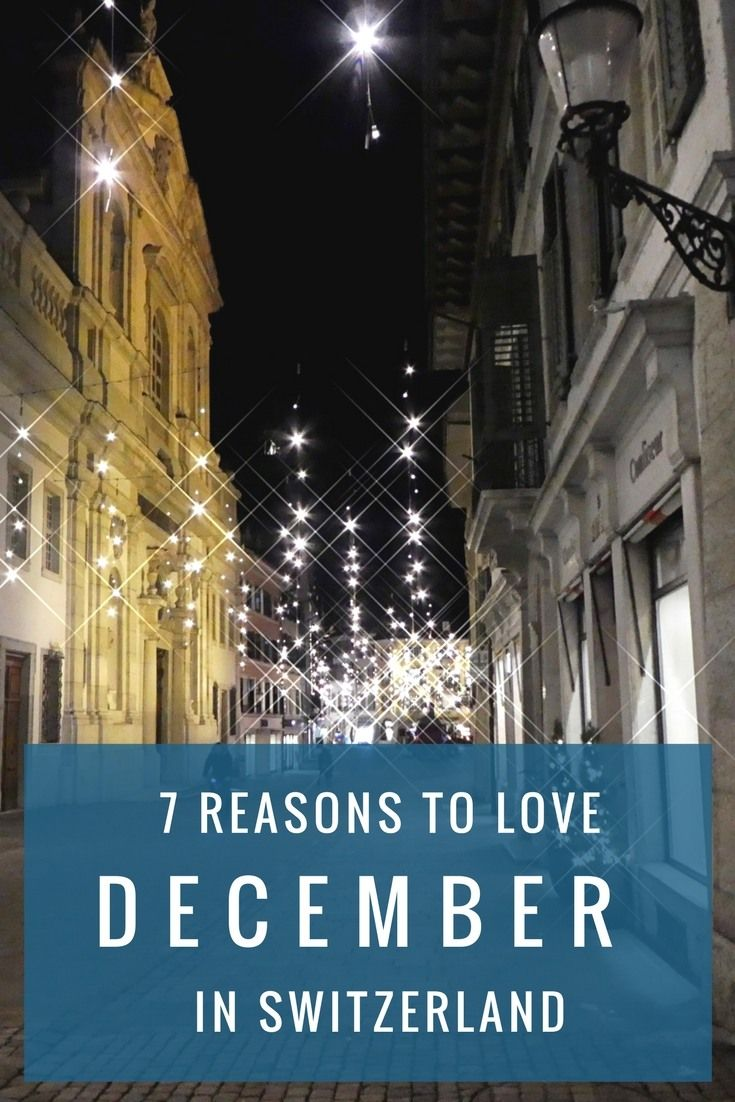 December gets a pretty bad reputation for so many reasons. But there are just as many reasons to love the last month of the year. Find out what they are.