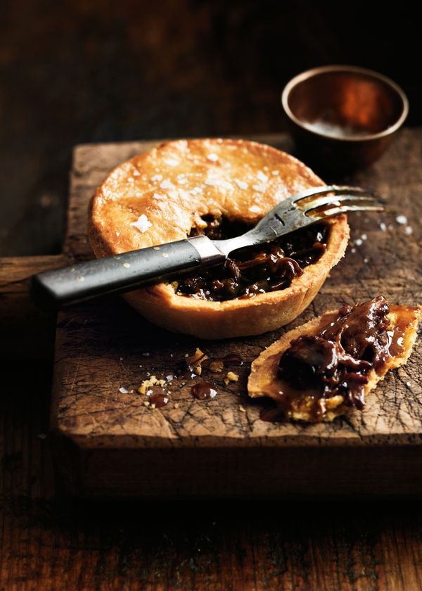 beef and ale pies from donna hay magazine