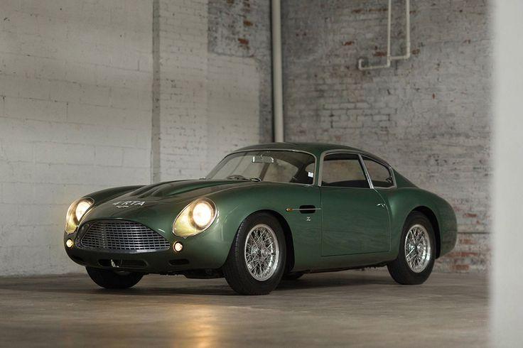 Auction Block: 1962 Aston Martin DB4GT Zagato | HiConsumption