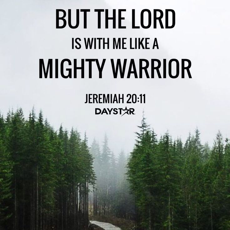 Mighty Warriors In The Bible: 292 Best Images About Jeremiah On Pinterest