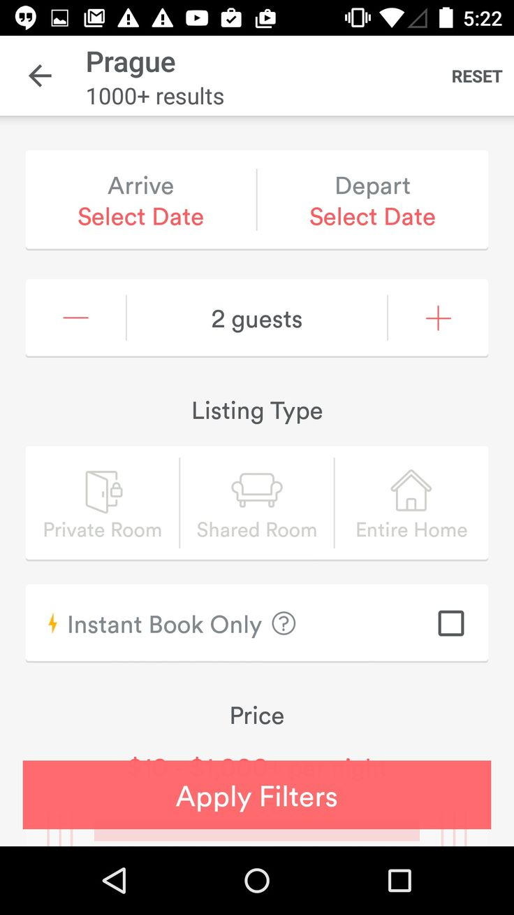 Airbnb Design Patterns - Pttrns