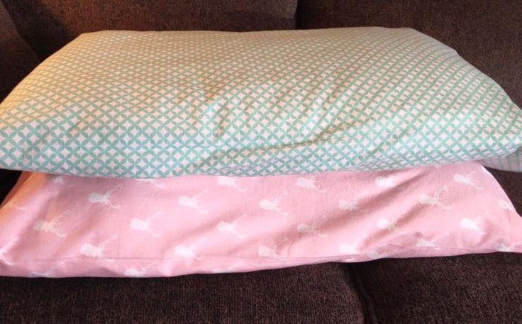 Sleep In Style - DIY French Seam Pillowcase