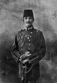 وزير الحربية السوري يوسف العظمة ، استشهد في معركة ميسلون 1920م