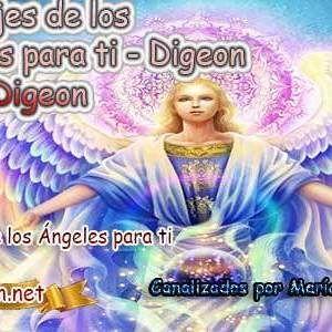 MENSAJES DE LOS ÁNGELES PARA TI – Digeon – 16 de …