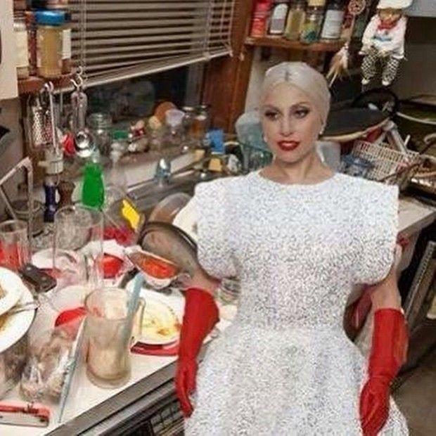 Meme - Lady Gaga (Foto: Instagram / reprodução)