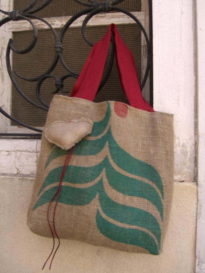 borsa sacchi caffè